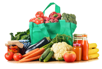 Grocery shopping service in Lakewood Ranch Florida.